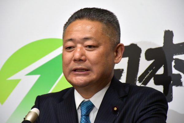 馬場伸幸・日本維新の会