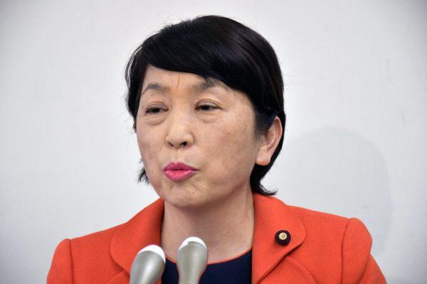 福島瑞穂・社民党