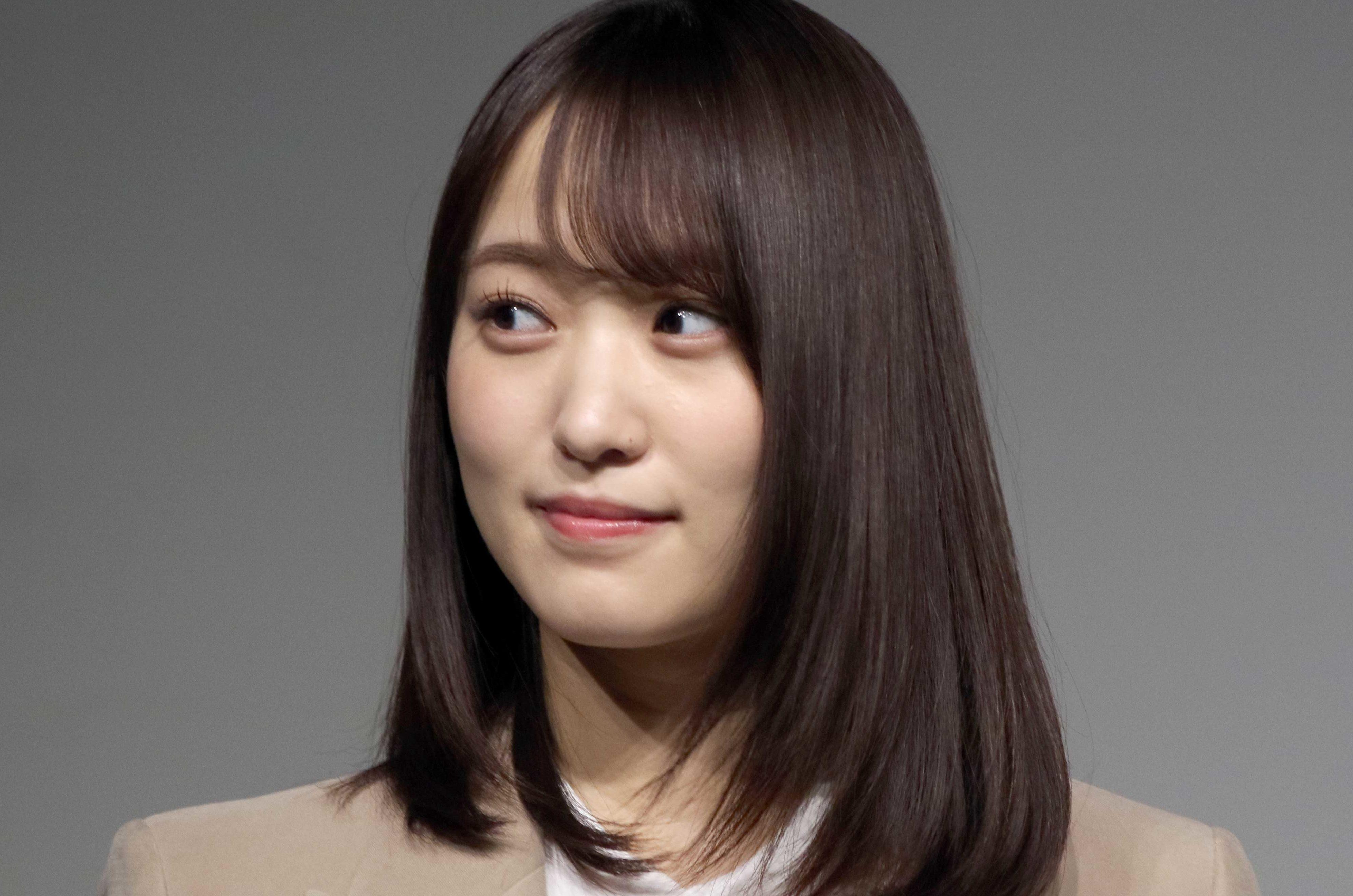 欅坂46・菅井友香