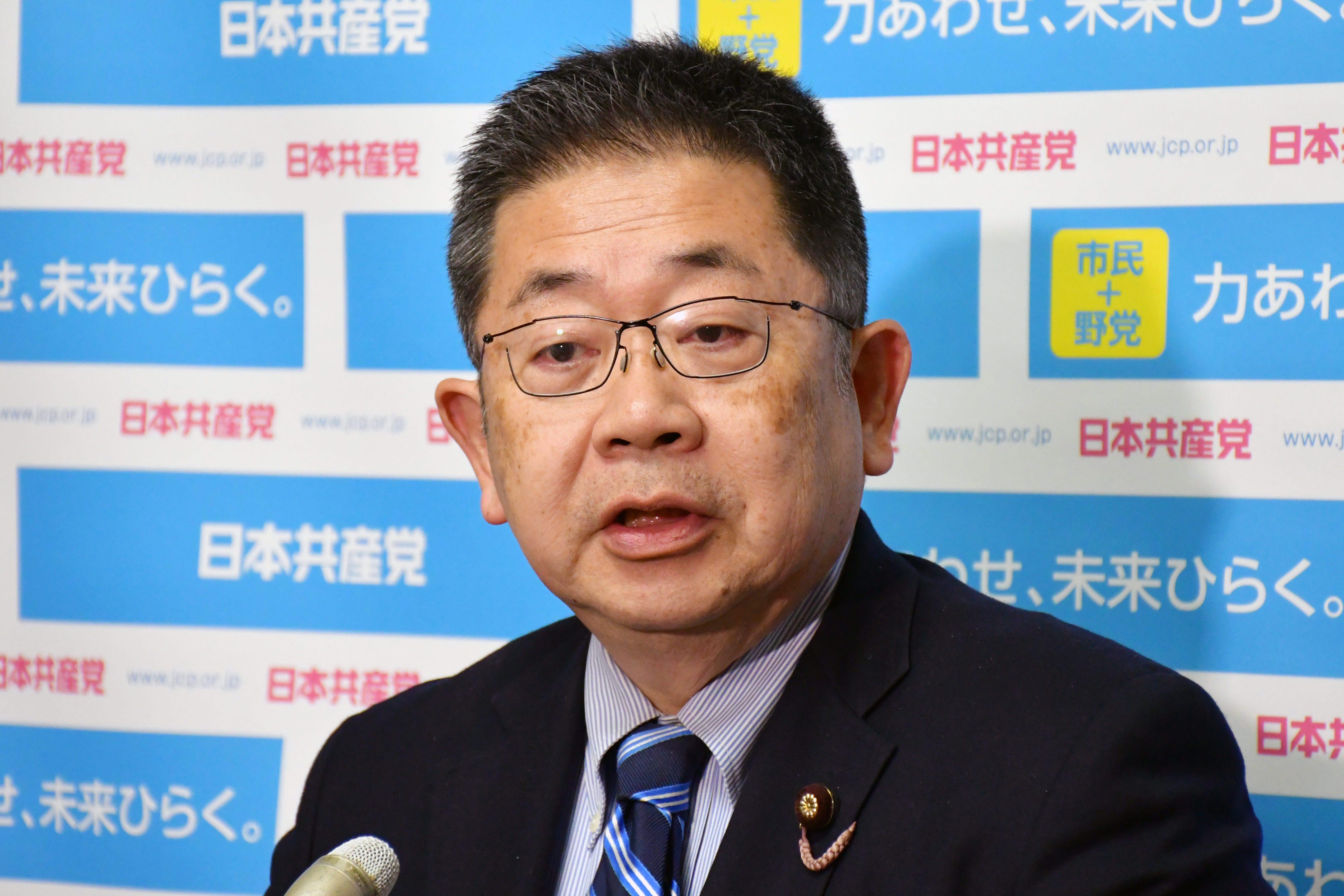 日本共産党・小池晃