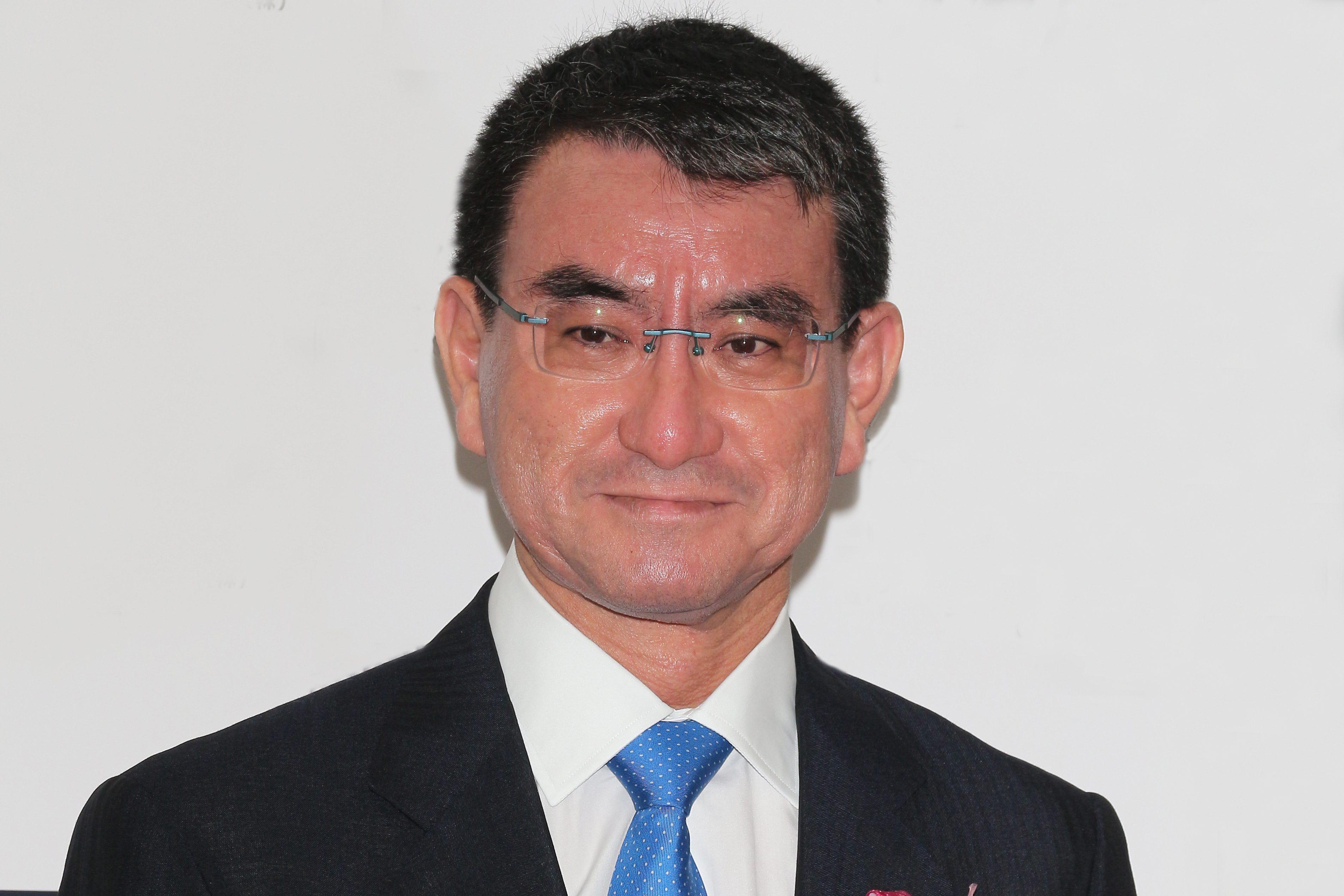 河野太郎・自由民主党・衆院議員