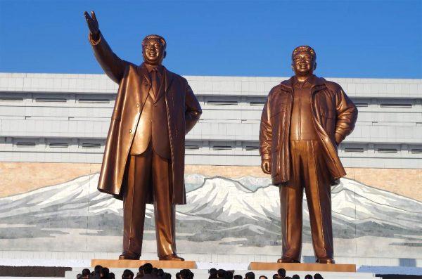 北朝鮮・平壌