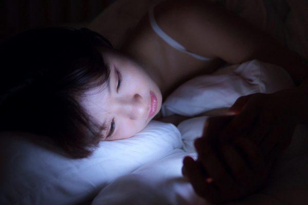 夜ふかし・不眠症
