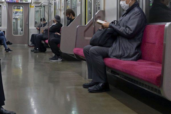 久しぶりの電車で… ウイルスと同じくらい恐ろしいモノに不安の声