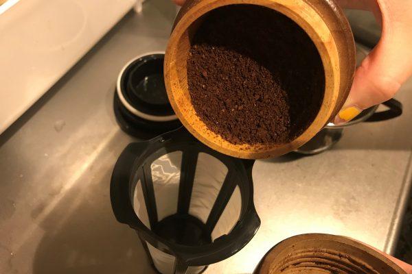 カルディ水出しコーヒー