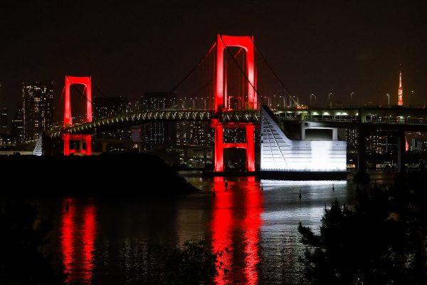 東京アラート・レインボーブリッジ