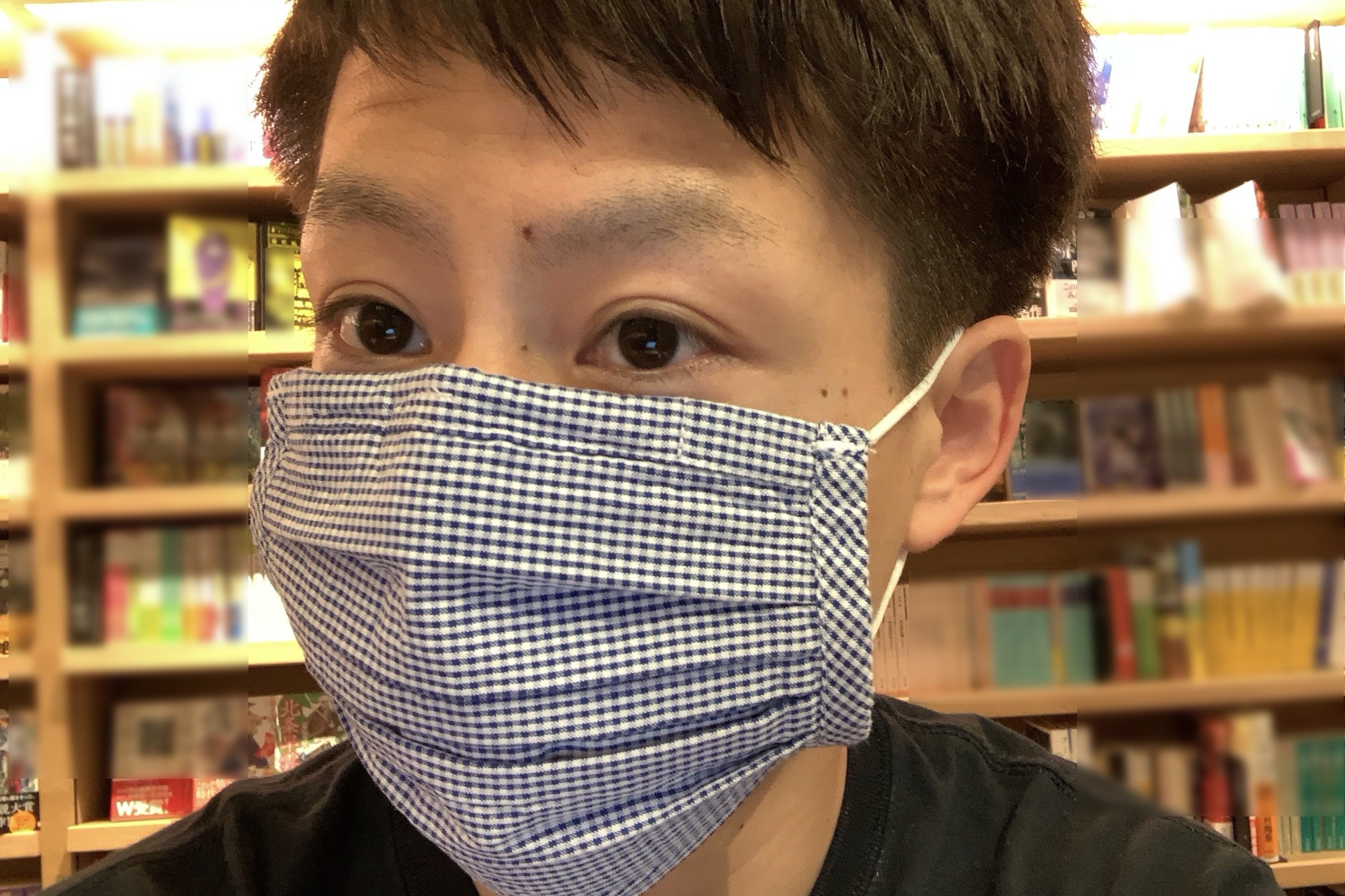 夏 用 無印 良品 マスク