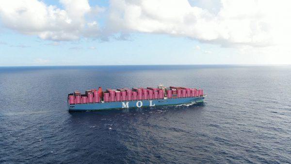 巨大貨物船シリーズ