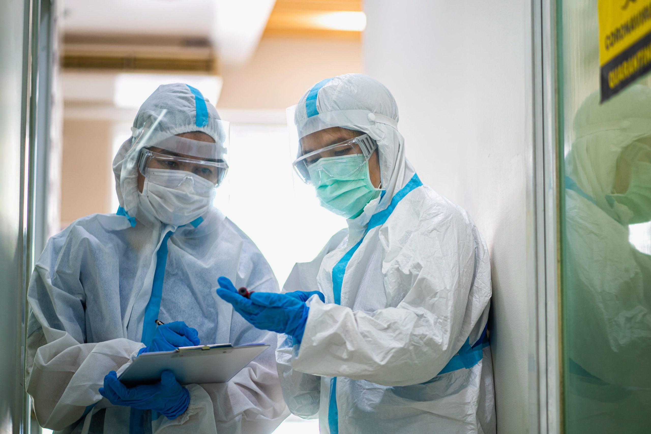 病院・新型コロナウイルス