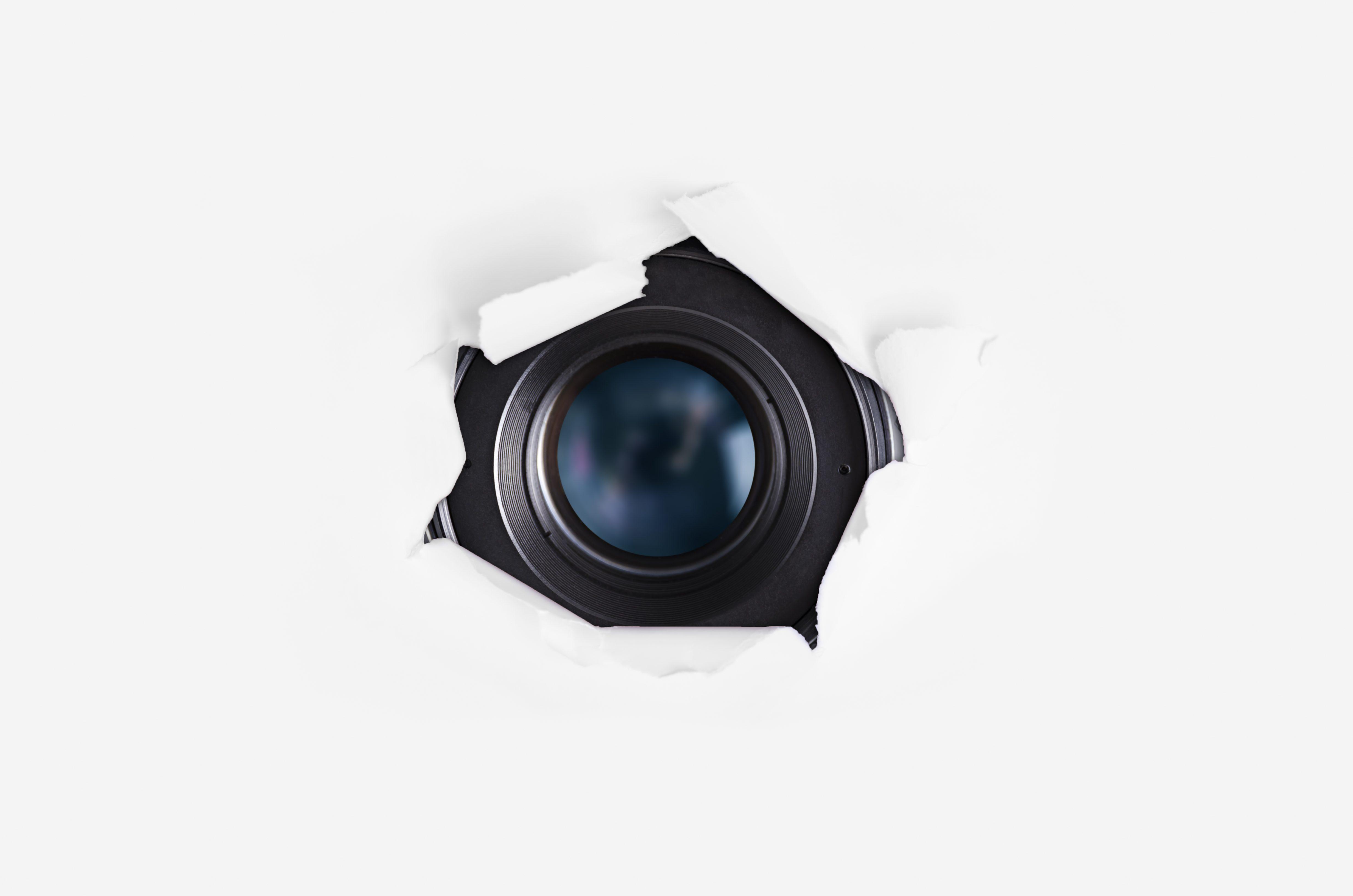 隠しカメラ