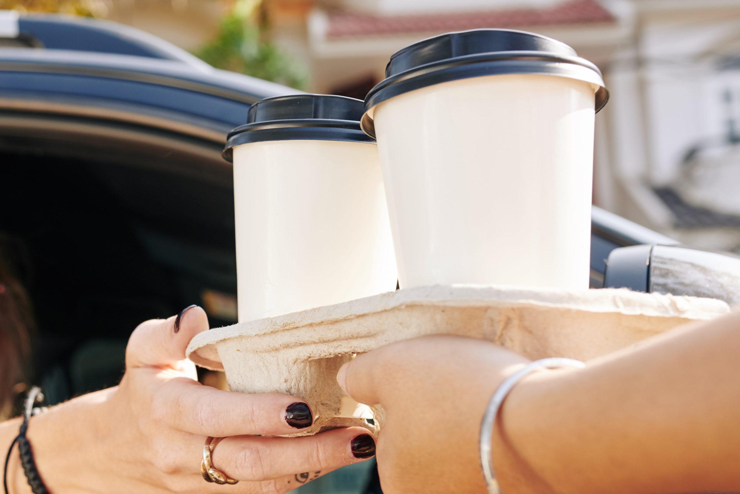 ドライブスルー・コーヒー