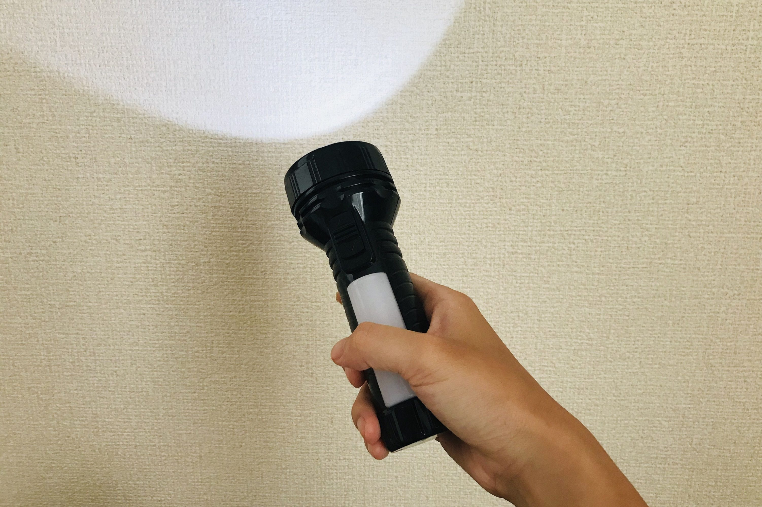 キャンドゥ「LED HANDY LIGHT」