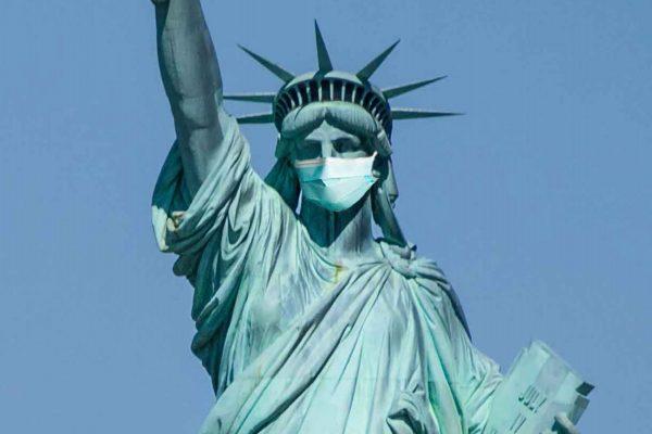 自由の女神・マスク