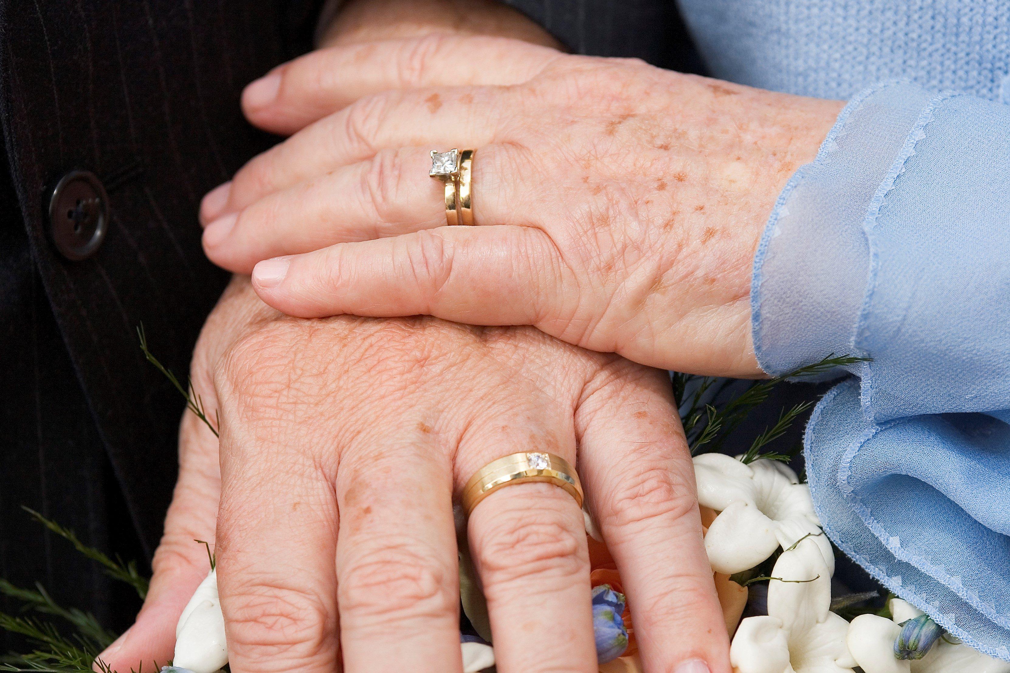 高齢者の結婚