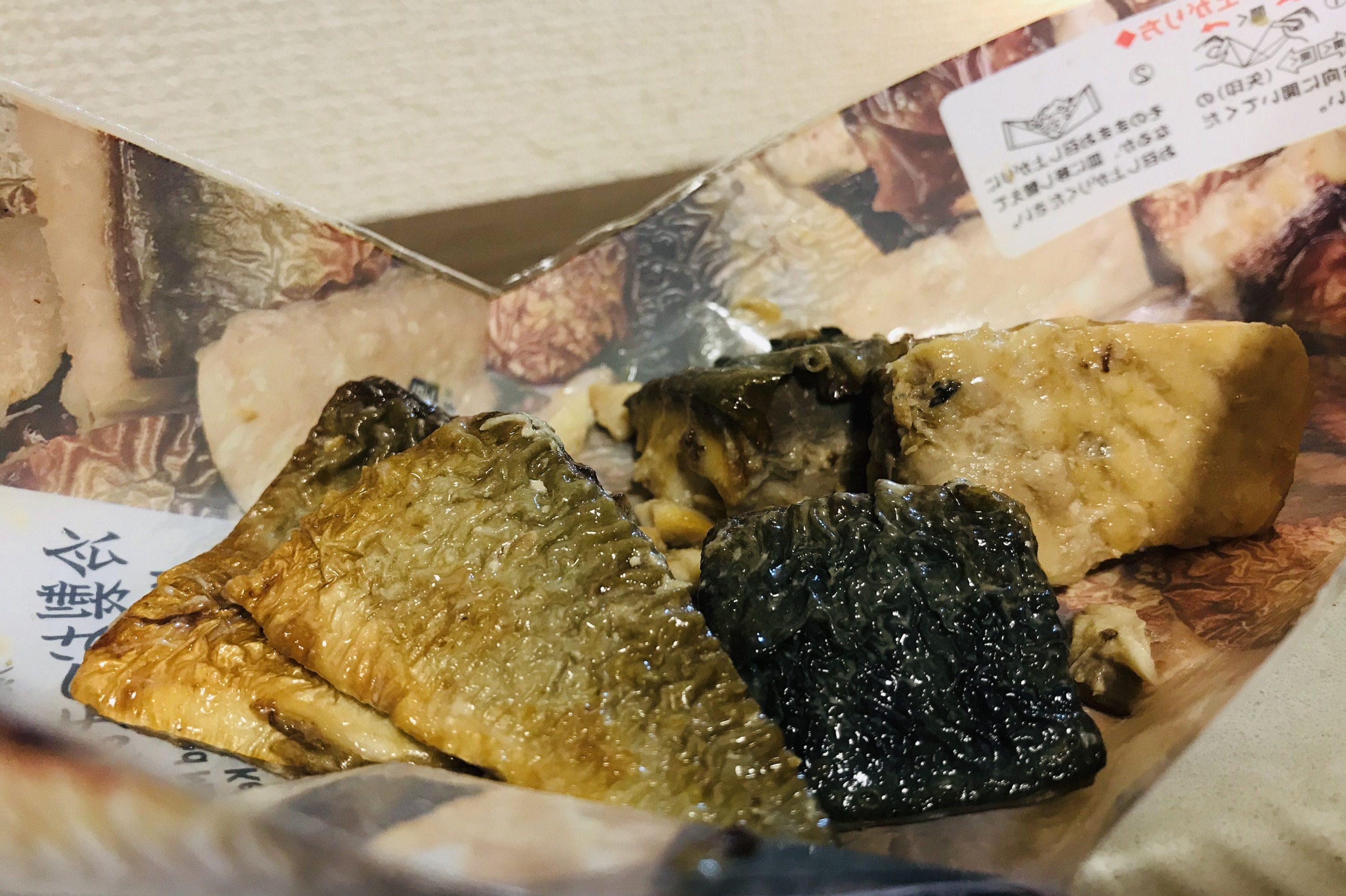 セブンイレブン「燻製香る冷製おつまみ焼きサバ」
