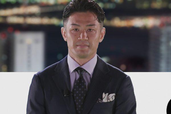 元ラグビー日本代表主将・廣瀬俊朗、『SUITS OF THE YEAR 2020』授賞式に登壇