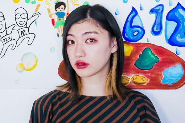 私立恵比寿中学・小林歌穂、初の個展「ひらけ! ぽーの自由帳」を開催