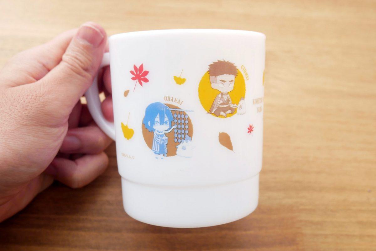 鬼滅の刃 マグカップ&カルピスウォーター