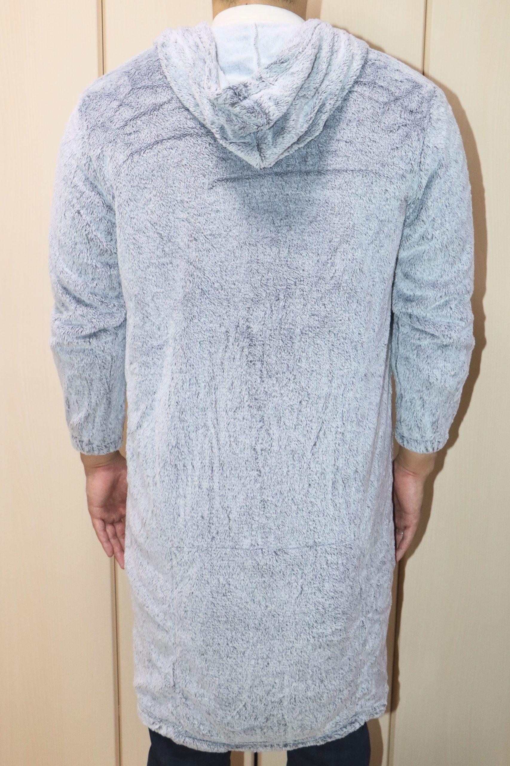 着る 毛布 ニトリ