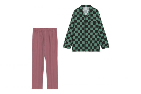 鬼滅のパジャマ