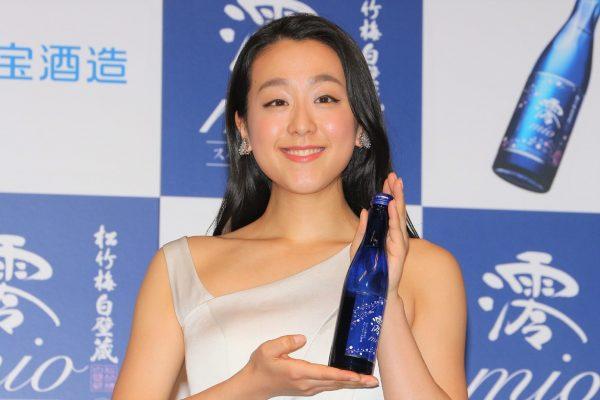 浅田真央、『澪』アンバサダー就任に喜び 「世界中の人に知ってもらいたい」