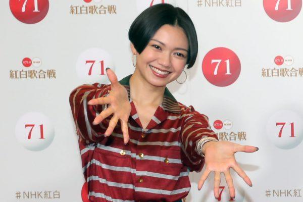 二階堂ふみ・・NHK紅白歌合戦2020限定
