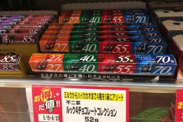 「お店に並んだチョコ」のはずなのに… ある世代は別モノにしか見えないと話題