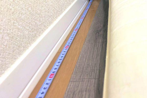 新居で家具サイズを計測していると… 予想だにしなかった助っ人の参戦が話題に