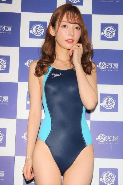 グラビアアイドルの競泳水着 dメニューニュース