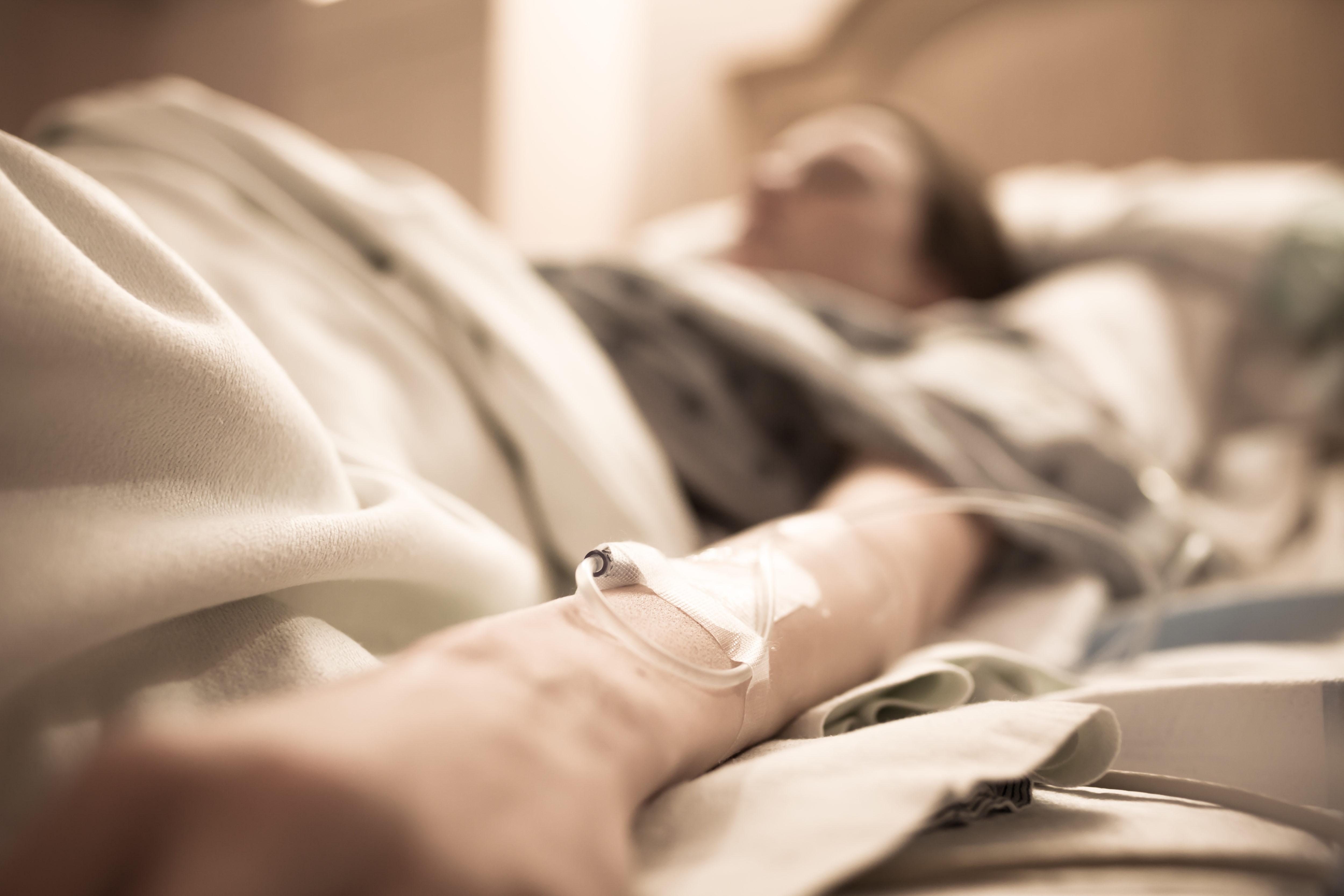 入院・女性