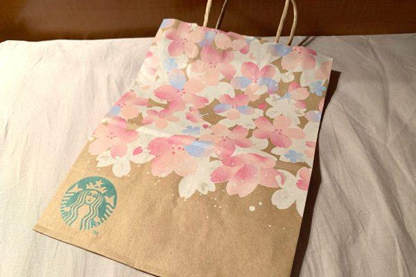 スタバの紙袋、光を当てて覗き込むと… 日本人の「心の原風景」がそこにあった