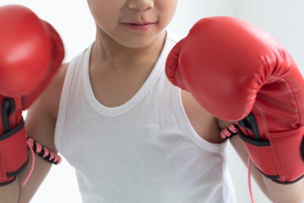 ボクシング・キックボクシング・少年