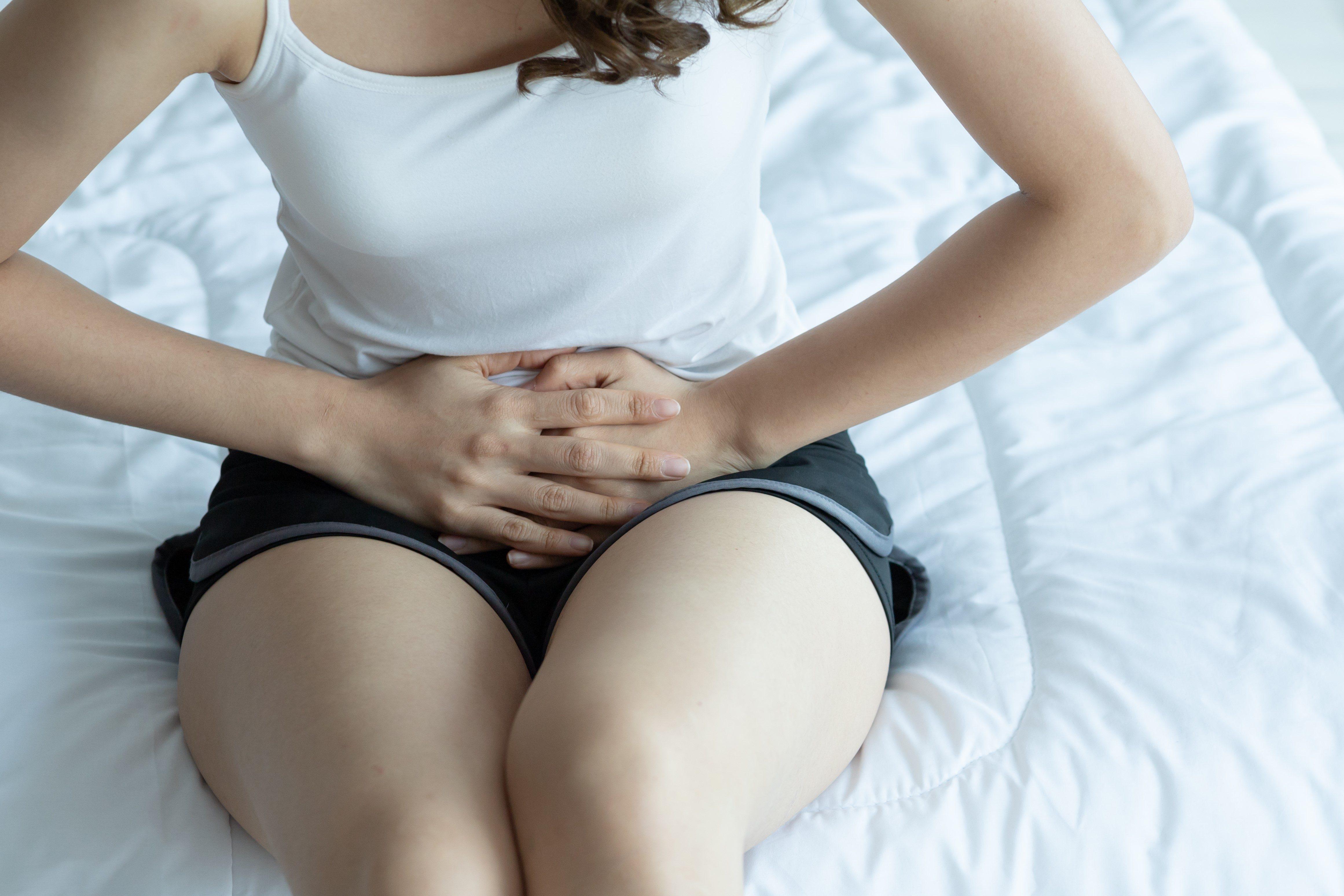 女性・腹痛