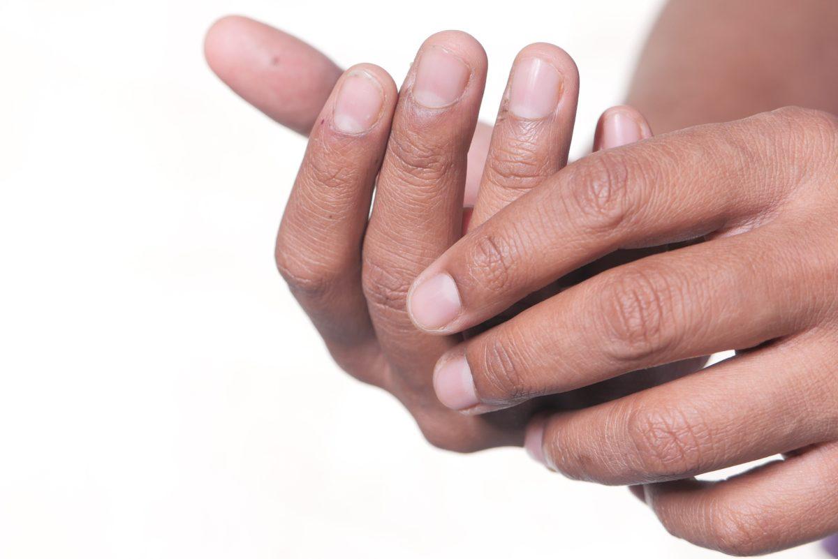 指・手・男性