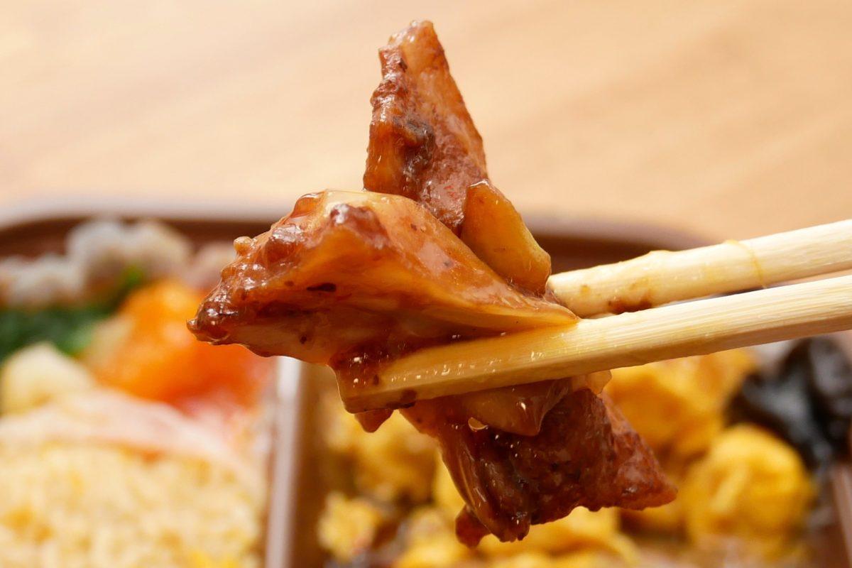 おかずたっぷり中華弁当炒飯&回鍋肉