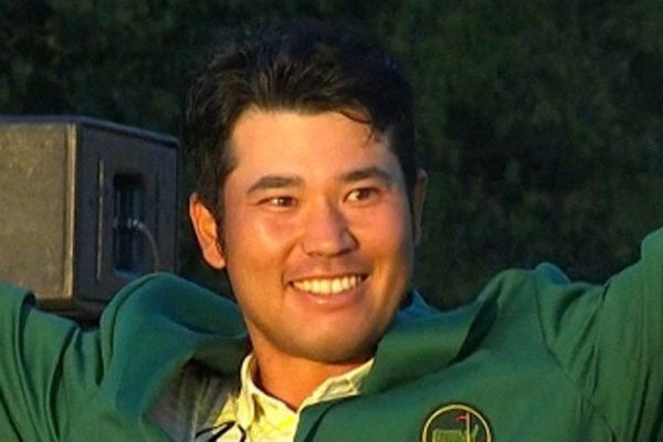 松山英樹選手『マスターズゴルフ2021』