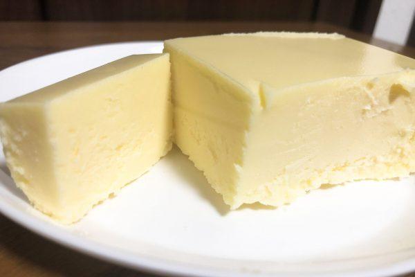 業務スーパー・リッチチーズケーキ