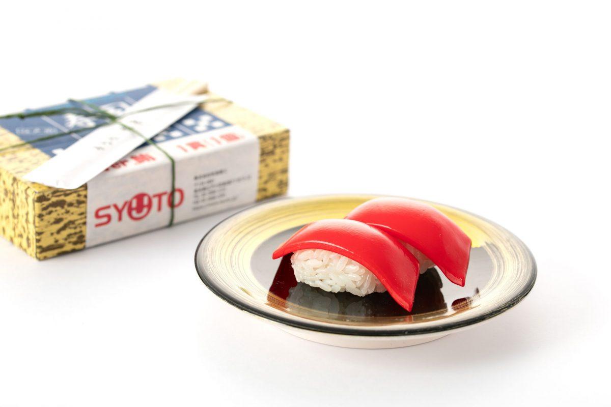 寿司プラモ