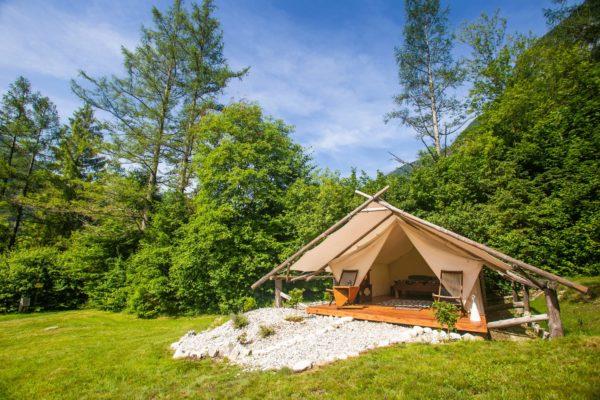 山小屋・キャンプ