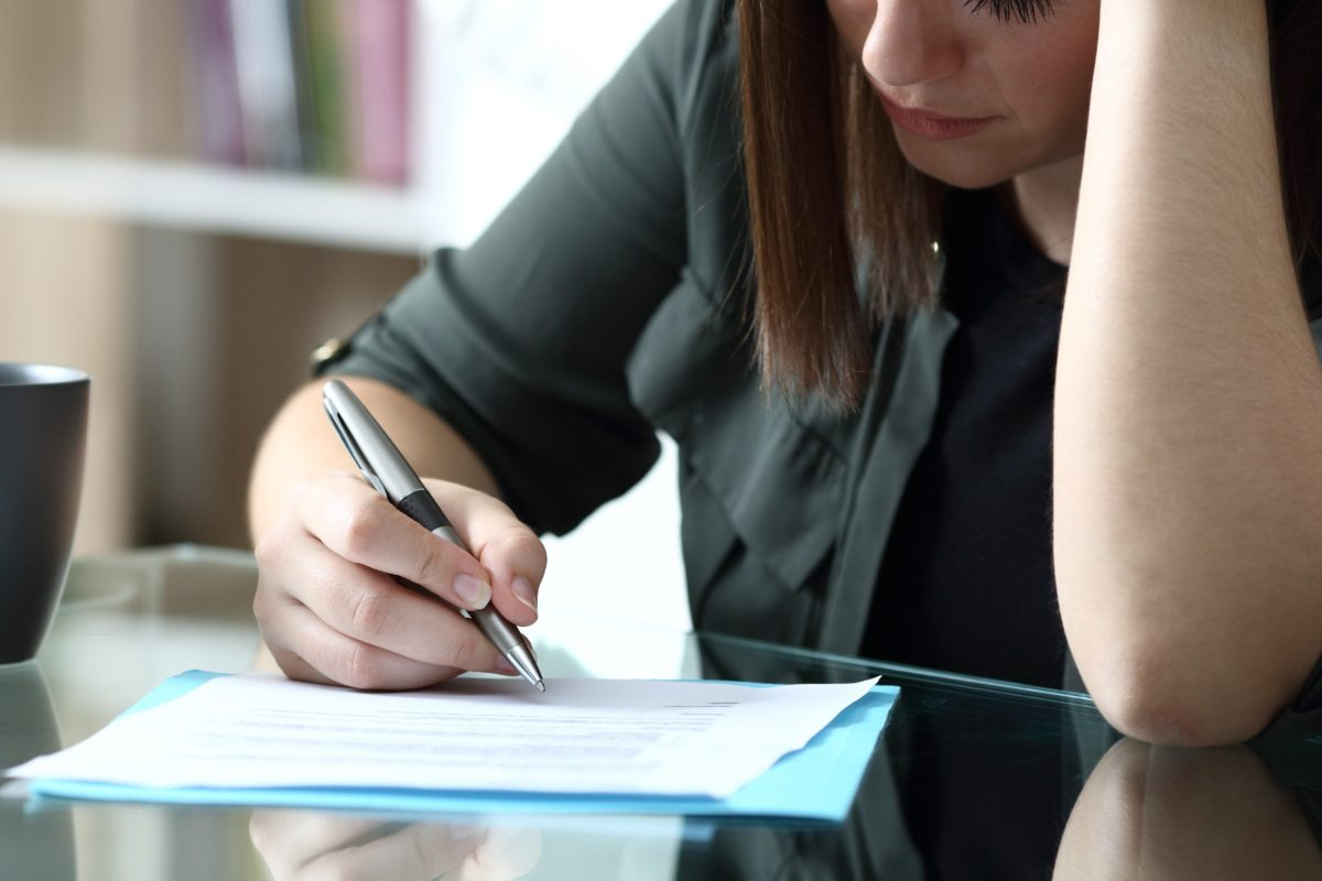 元清掃員女性が辞職時に上司に書き残した手紙 批判満載の内容に共感の声が続々