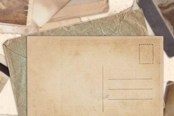 手紙・古紙
