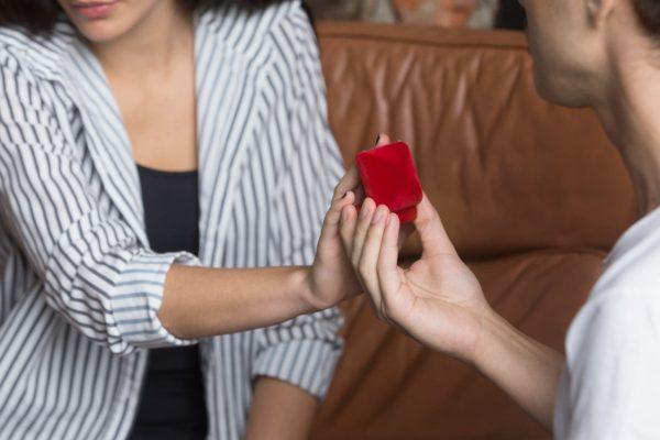 プロポーズ・求婚