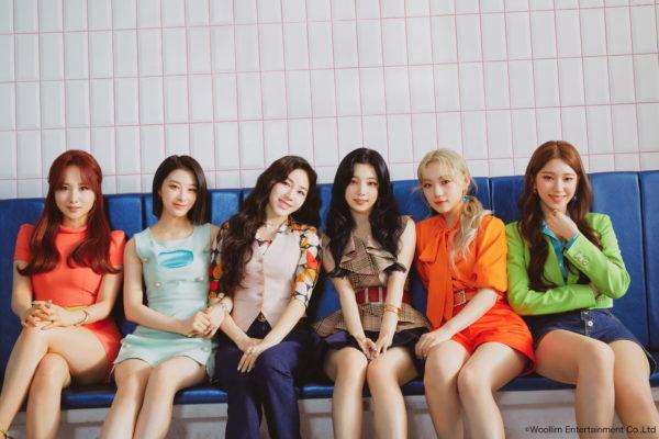 """韓国のガールズグループ""""Rocket Punch""""、待望の日本デビュー 「新鮮な一発のパンチを」"""