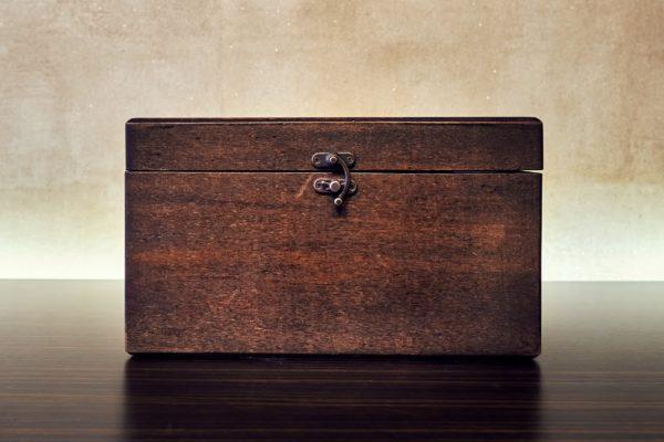 箱・ボックス・アンティーク
