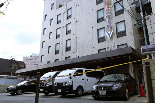 立川・ホテルシティ