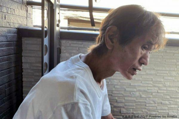 がん闘病中の大島康徳氏、退院して在宅医療に 「やっぱり家はいい」とリラックス
