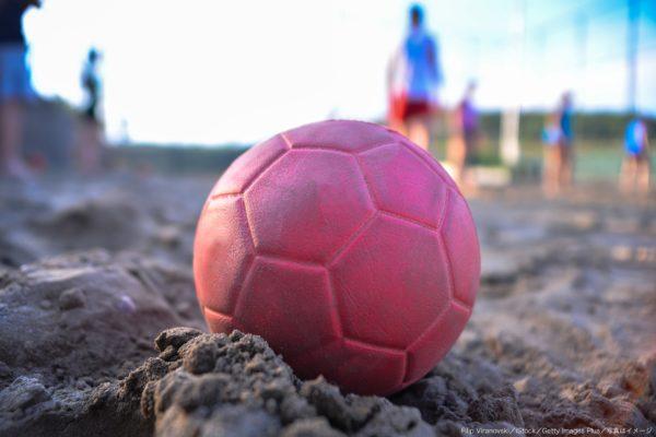 ビーチハンドボール