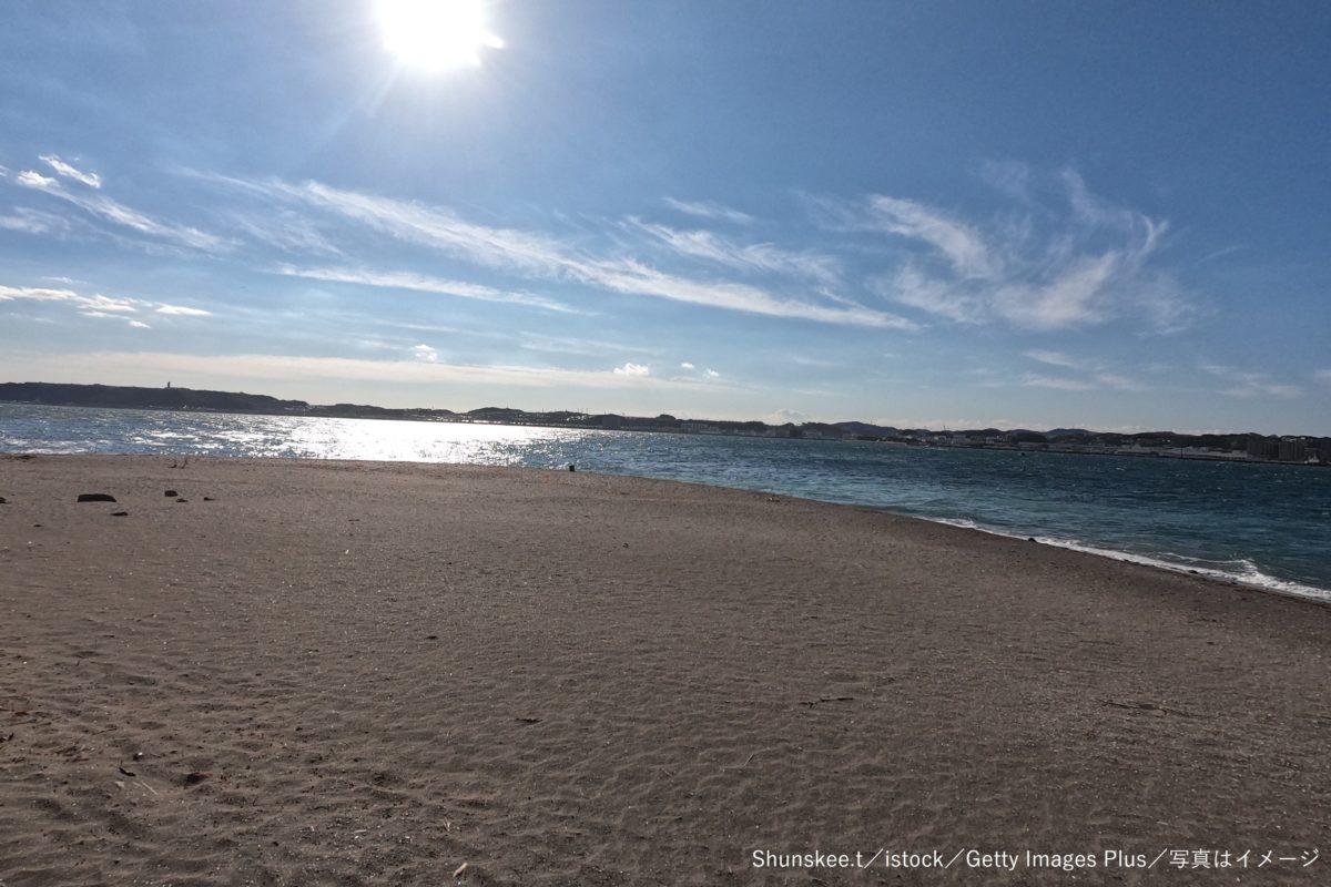 無人島・ビーチ