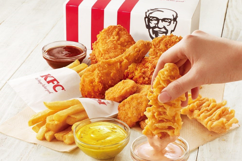 KFCディップパック