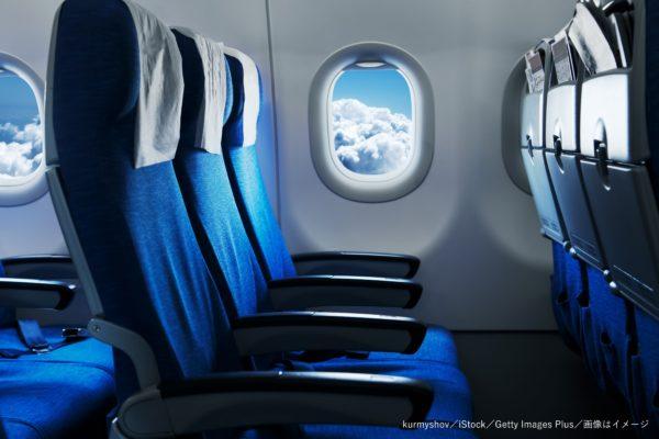 飛行機・座席